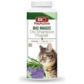 Bio Petactive Magic Lavanta Ve Biberiye Özlü Toz Kedi Şampuan 15