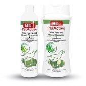 Bio Petactive Aloe Vera Özlü Köpek Şampuanı 250 Ml