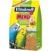 Vitakraft Premium Ballı Muhabbet Kuşu Yemi 1000 Gr X 5 Adet