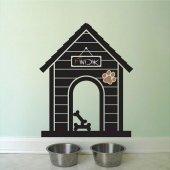 Dekor Loft Yazılabilir Evcil Hayvan Kulübesi Çocuk Odası Duvar St