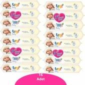 Uni Baby Sensitive Islak Bebek Havlusu 16 Adet 896 Yaprak