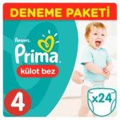 Prima Külot Bebek Bezi 4 Beden Maxi 24 Adet