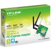 Tp Link Tl Wn881nd Wifi N 300mbps Pcı Express