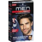 Schwarzkopf Men Perfect 60 Kahve Jel Saç Boyası