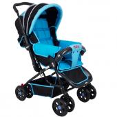 Rival Lucido Çift Yönlü Bebek Arabası Mavi