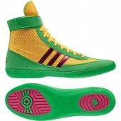 Adidas Combat Speed 4 Güreş Ayakkabısı Altın Pembe Aq3059