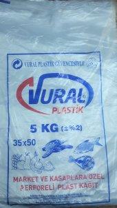 Plast Kağıt Perforeli 35 X 50 Cm (5 Kg)