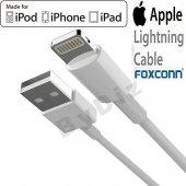 Foxconn Apple İphone 5s 6 6s 7 8 X Plus Şarj Ve Data Kablosu