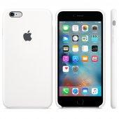 Fonemax Apple İphone 6 6s Silikon Kılıf Beyaz