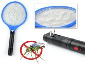 Elektronik Sinek Öldürücü Raket (Şarjlı)