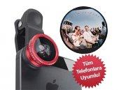 Balık Gözü Cep Telefonu Lensi (Tüm Modellere Uyumlu)