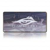 Mousepad Team Secret Kaymaz Oyuncu Gaming Mouseped 40cm X 90 Cm