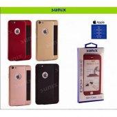 ıphone 6plus 360 � Tam Koruma Kılıf Yeni Nesil (Renk Bronz Siyah Karışım)