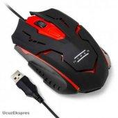 Hıper X 40s Oyuncu Gamıng Kablolu Mouse