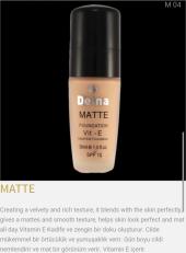 Deina Matte Foundation M04