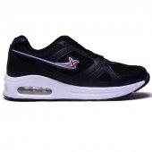Knipex Siyah Fileli Erkek Spor Ayakkabı