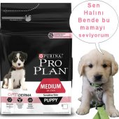 Proplan Puppy Somonlu Yavru Köpek Maması 12 Kg