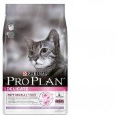 Pro Plan Delicate Seçici Kedi Maması Hindili 1,5 Kg