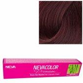 Neva Color Tüp Saç Boyası 5.5 Açık Kızıl Kestane 50 Gr