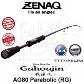 Zenaq Gahoujin Ag80 Parabolic Rg 244 Cm. 13 28 Gr. Spin Olta Ka