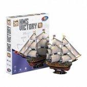 3d Maket Puzzle Victory Gemisi 189 Parça 100 Orijinal