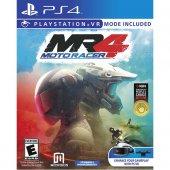 Ps4 Vr Mr4 Moto Racer 4