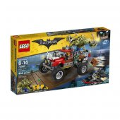 Lego 70907 Batman Movie Killer Croc Timsah Jipi