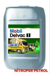 Mobıl Delvac 1 Le 5w 30 208 Lt Tam Sentetik Dizel Motor Yağı