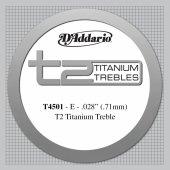 Daddarıo Klasik Gitar Tek Tel T4501 , T2 Serisi Dadario
