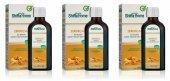 Shiffa Home Zerdeçal Sıvı Ekstresi(Extract) 100 Ml 3 Kutu