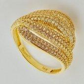Cigold 14 Ayar Yüzük K1yzk0354000909