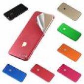 Iphone 6 Plus Kılıf Arka Yan Full Renkli Sticker Kaplama