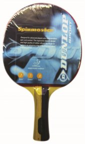 Dunlop Spinmaster Ittf Onaylı Masa Tenis Raketi