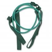 Gymstick Düşük Direnç Seviyeli Yeşil Direnç Lastiği 30001