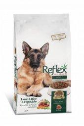 Reflex Kuzulu Ve Sebzeli Yetişkin Köpek Maması 15 Kg