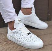 Wagoon Erkek Günlük Spor Ayakkabı 2 Renk Araç Kokusu Hediyeli
