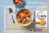 Corn Flakes Yerli Glutensiz Mısır Gevreği