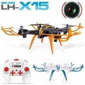 Lh X15 Wi Fi Kameralı 2.4ghz Kumandalı Drone &amp Helikopter