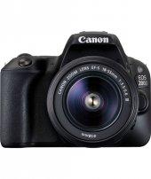 Canon D.camera Eos 200d Bk 18 55