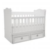 Babyhope 900 45 2 Çekmeceli Asansörlü Beşik Bebek Odası Beşik