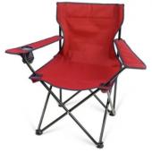 Kamp Sandalyesi Katlanır Bahçe Piknik Plaj Koltuğu Çantalı Ücretsiz Kargo