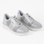Mammamia 3195 Gerçek Deri Bayan Ayakkabı