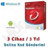 Trend Micro Maximum Security 3 Kullanıcı 3 Yıl(Onl...