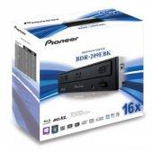 Pioneer Bdr 209dbk Bulk 16x Blu Ray Bd R Dahili