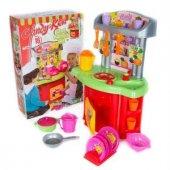 Candy Şef Mutfak Seti Evcilik Oyunları