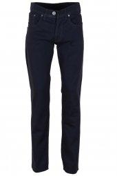 Erkek Keten Pantolon Füme Slim Fit Likralı Rar00294