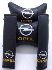 Opel Boyun Yastığı Kemer Kılıfı