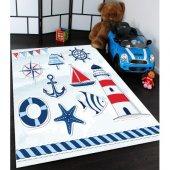 Denizci Çocuk Odası Halıları