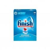 Finish Bulaşık Makinesi Deterjanı Klasik Tablet 68 Yıkama