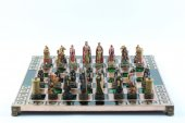 Satranç Takımı, Bakır Altlık